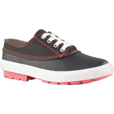 Cougar Women's Dash Duck Shoe Black/Coral Rubber/Nylon