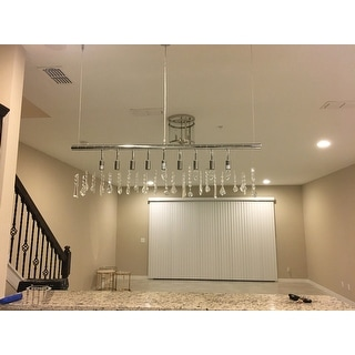 Shooting stars ceiling lamp free shipping today overstock 13919880 customer reviews aloadofball Image collections