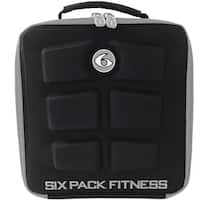 6 Pack Fitness The Cube Meal Management Bag - Stealth
