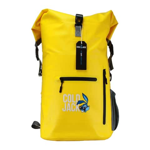 Cold Jack CJ27Y Large Roll-Top BackPack