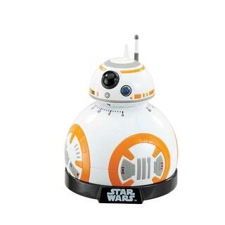 """Star Wars BB-8 Kitchen Twist Timer - Beeps when Finished - 4"""" x 4"""""""