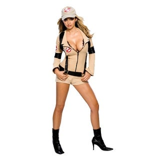 Rubies Ghostbusters Secret Wishes Adult Costume - Solid