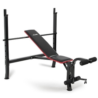 Akonza Weight Lifting Bench Fitness Body Workout Home Exercise Home Gym Strength Leg Trainer