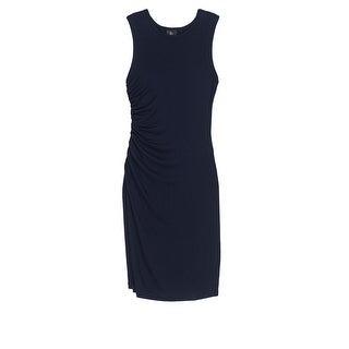 Bobeau Camari Knit Sleeveless Dress Plus Size