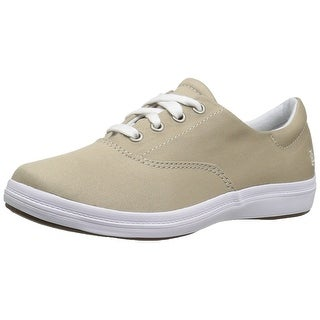 Grasshoppers Womens janeyII Fabric Low Top Lace Up Fashion Sneakers