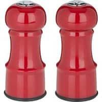 "Red - Salt & Pepper Set 4.5"""