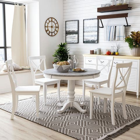 Buy Country Kitchen Dining Room Sets Online At Overstock Our Best Dining Room Bar Furniture Deals