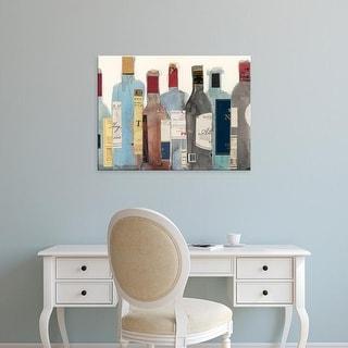 Easy Art Prints Samuel Dixon's 'Wine & Spirit II' Premium Canvas Art