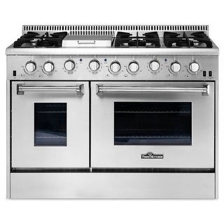 Thor Kitchen HRG4808U 48 Inch Wide 6.7 Cu. Ft. Capacity Freestanding Gas Range w