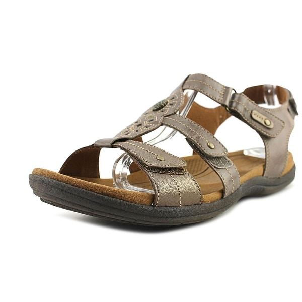 Rockport Revsoothe Stone Sandals