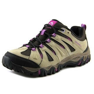 Merrell Mojave Women Round Toe Leather Hiking Shoe