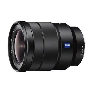 Sony Vario-Tessar T* FE 16-35mm f/4 ZA OSS Lens - Black