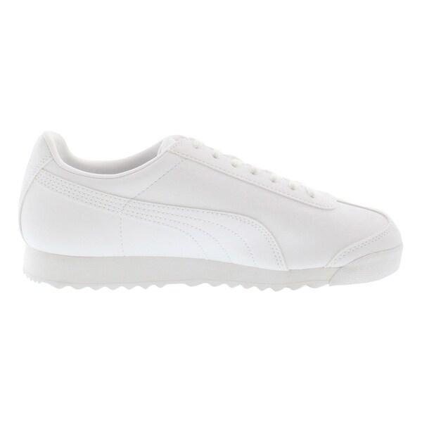 Shop Puma Roma Basic Jr Kid's Shoes - Overstock - 22124850