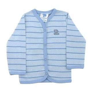 Baby Cardigan Unisex Infants Striped Sweater Pulla Bulla Sizes 0-18 Months