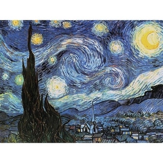 "Paint By Number Kit Artist's Collection 12""X16""-Starry Night"