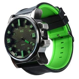 Mad Style Green Big Boy Watch