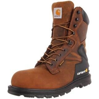 Carhartt Men's CMW8200 8 Steel Toe Work Boot