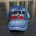 NY Rhinestone Baseball Cap - Thumbnail 1