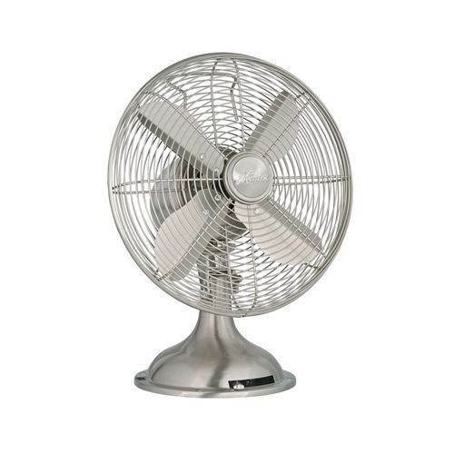 Hunter Home Comfort 90400 12 Inch 1250 CFM 3 Speed table top Fan