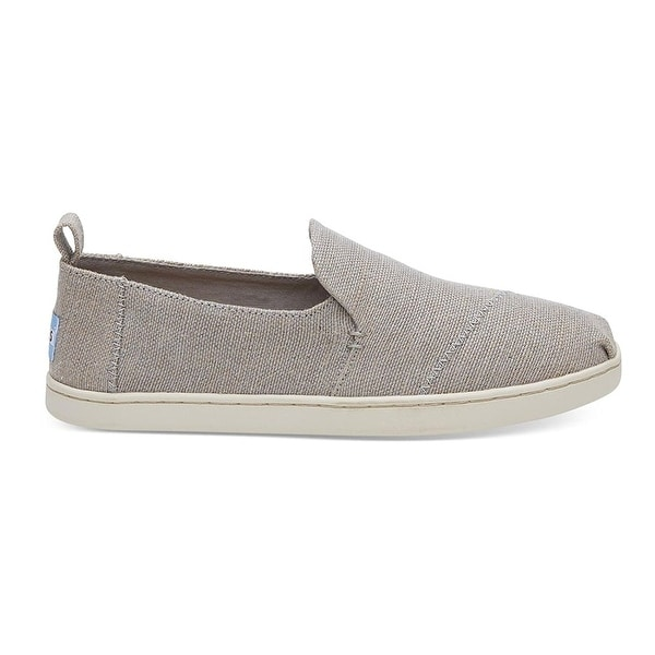 TOMS Women's Deconstructed Alpargata Casual Loafer
