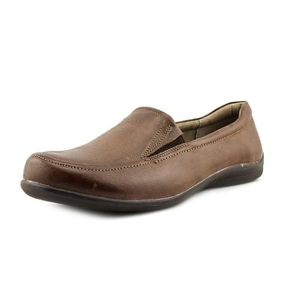 Naturalizer Detect Round Toe Leather Loafer