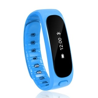 TechComm Z15 Fitness Tracker Water Resistant Bluetooth Call & Text (Option: Green)