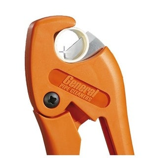 "General Pipe Cleaners SUS SuperSlice 1"" Capacity Plastic Tube Cutter"