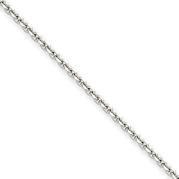 Chisel Stainless Steel 2.7mm 20 Inch Cable Chain (2.7 mm) - 20 in