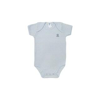 Baby Bodysuit Infant Unisex Striped Pulla Bulla Sizes 0-18 Months