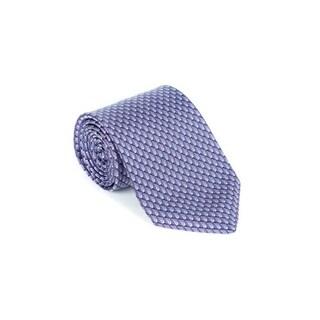 Lanvin Men's Purple Ties Multiple Patterns