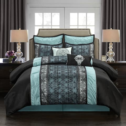 Grand Avenue Sierra 8-Piece Comforter Set