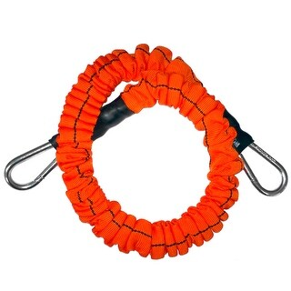 """Stroops 14"""" Slastix with End Clips - Orange"""