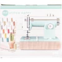 We R Stitch Happy Multi Media Sewing Machine Us Adaptor-Mint