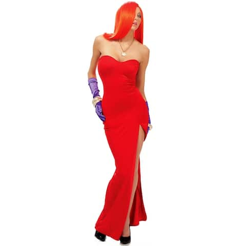 Mrs. Rabbit to You Costume - Red