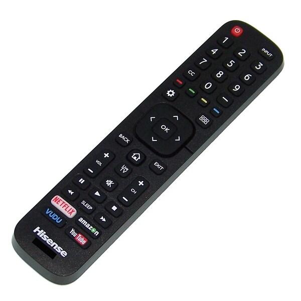 OEM NEW Hisense Remote Control Originally Shipped With 40H5C1, 43CU6100, 43H6C