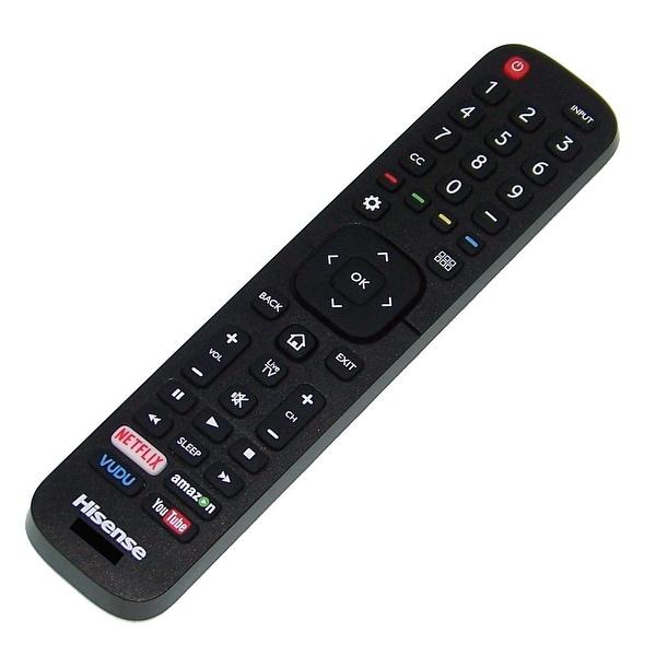 OEM NEW Hisense Remote Control Originally Shipped With 65CU6200, 65H10, 65H10B2