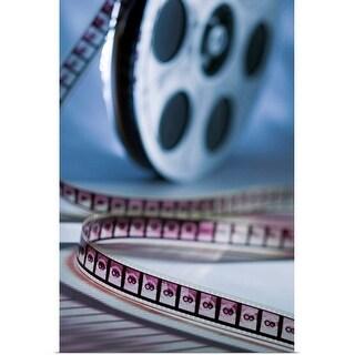 """""""Film"""" Poster Print"""