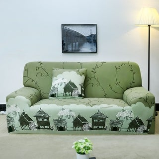 Unique Bargains Polyester Stretch Sofa Slipcovers (74 x 90 Inch) - #11