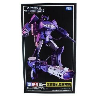 Transformers Masterpiece Action Figure: MP-29 Destron Laserwave