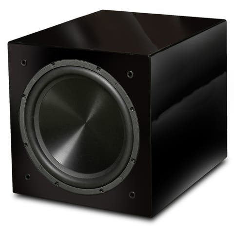 KLH Stratton 12 450W Subwoofer (Carbon Black)