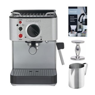 Link to Cuisinart EM-100 Espresso Maker with Frothing Pitcher Bundle Similar Items in Kitchen Appliances