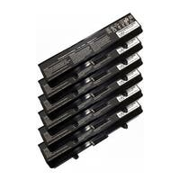 Replacement 4400mAh Battery For Dell 0WK381 / 0XR682 Battery Models (6 Pack)