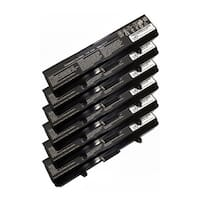 Replacement 4400mAh Battery For Dell 312-0634 / 312-0763 Battery Models (6 Pack)