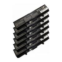Replacement 4400mAh Battery For Dell 451-10478 / 451-10534 Battery Models (6 Pack)