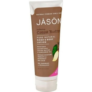 Jason Natural Products - Cocoa Butter Hand And Body Lotion ( 2 - 8 FZ)