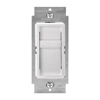Leviton C22-06672-1LW Sureslide Dimmer, White
