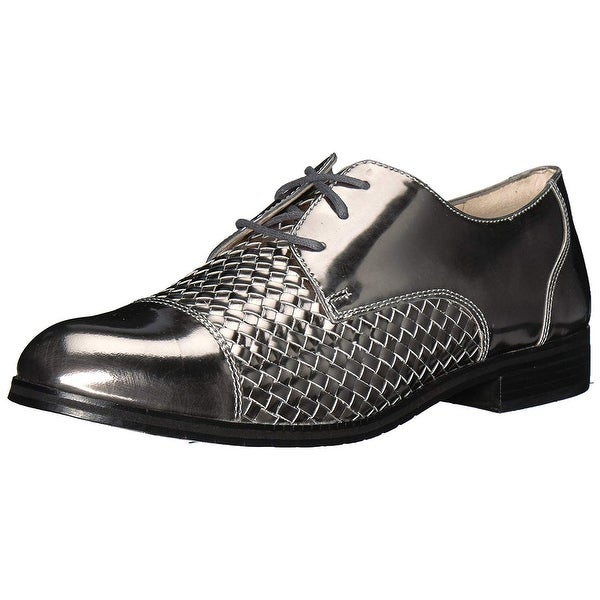 Cole Haan Women's Jagger Grand Weave Oxford - 6.5