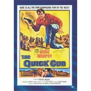 Quick Gun, The DVD Movie