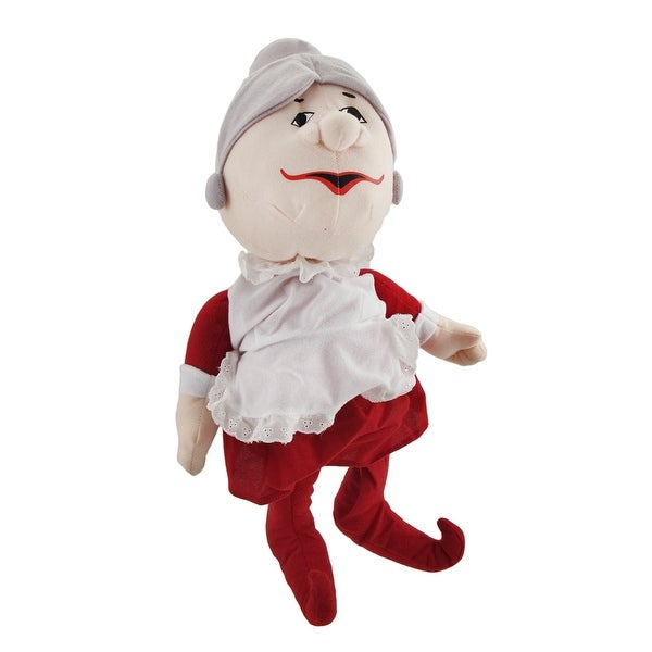 Shop Tanta Kringle Christmas Elf Soft Plush Toy Santa Claus Free