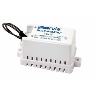 Rule 40A Automated Float Switch, 20 Amp